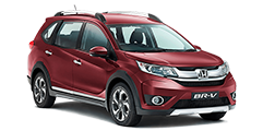 Check Maintenance Service Schedule for Honda BRV