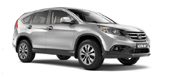 Check Maintenance Service Schedule for Honda CRV