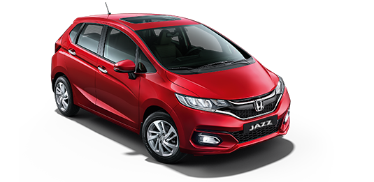 Honda Jazz Exciting Offers