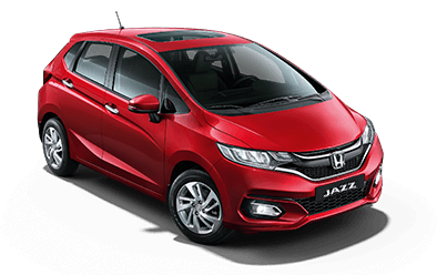 Honda Jazz Price in Itanagar