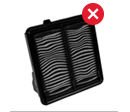 Used Air Filter of Honda Car