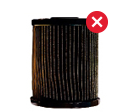 Used Fuel Filter of Honda Car