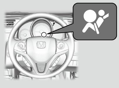 Airbag System Indicators | WR-V 2017 | Honda